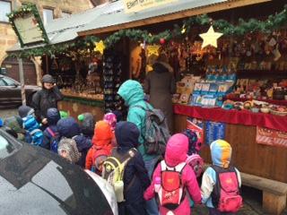Weihnachtsmarkt I.Weihnachtsmarkt I Evang Luth Kindergärten Nürnberg Laufamholz