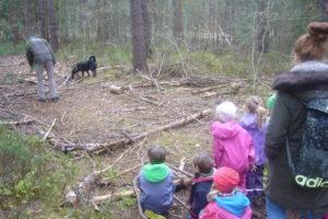 Waldtag mit Herrn Aemmer